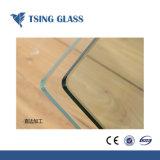 8-12mm Limpar porta de vidro temperado Fosco Porta Framless