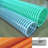 Flexible d'aspiration en PVC renforcé en spirale