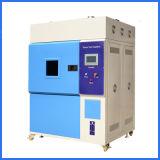 Chambre de test d'altération superficielle par les agents atmosphériques de lampe xénon