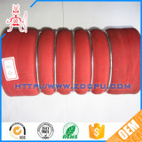 Tubo di gomma della draga di figura rotonda di formato su ordinazione/tubo di scarico