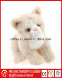Gato de pelúcia personalizada OEM brinquedo para o presente de promoção