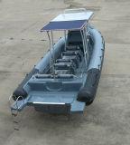 Bote de salvamento de Aqualand 30feet 9m/barco de prazer/barco de passageiro infláveis rígidos (RIB900)