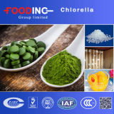 Polvo natural de Spirulina, Spirulina, Chlorella