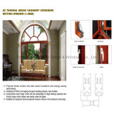 Feelingtop Thermal Break Round Aluminum Screen Window