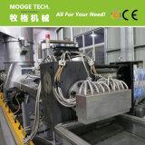 Resíduos de granulador de fibra de poliéster / linha de pelotização de fibra PET