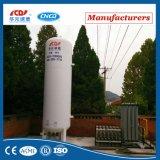 GBの標準液体酸素窒素のアルゴンの低温学タンク