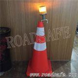 Безопасность дорожного движения мигает сигнальная лампа дорожного движения солнечной энергии с низкой цене