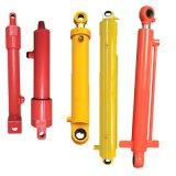 Cilindro hidráulico de ação dupla utilizados nos veículos de saneamento/Caminhão