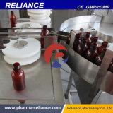 Embotellado automático de alcohol desnaturalizado, 50 ml botella de plástico Máquina Tapadora de llenado