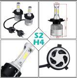 LED S2 H7 automático de faros automático de faros de led de alta potencia