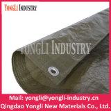 L'extérieur imperméables de bonne qualité 2mx2m PE La bâche de protection en tissu