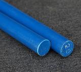 Nylon штанга, PA6 штанга, Nylon штанги, PA6 штанги с голубым цветом