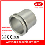 Alumínio da liga que faz à máquina a parte hidráulica