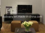 Amerikanisches Art-Wohnzimmer hölzerner Fernsehapparat-Standplatz-Schrank (SM-D42)