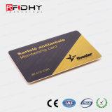 Design personalizado cartão RFID reutilizáveis para gerenciamento de adesão