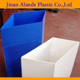 Strati di plastica ondulati del cartone dei pp in plastica della Cina Alands