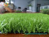 Filato artificiale dell'erba di verde del PE di alta qualità per la sabbia di Withoud del giardino