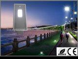 Indicatore luminoso solare di alta intelligenza luminosa LED con il video del sensore