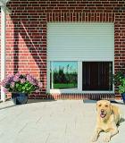 Алюминий автоматический ролик Shutter сверните двери дверь гаража