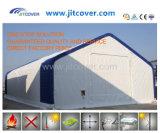 Heißer Verkaufs-beständiges gebündeltes Rahmen-Schutz-Lager-UVzelt (JIT-407021PT)