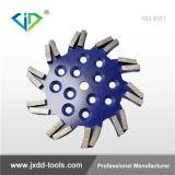 Segments de Barre outil de meulage des roues de diamant