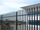 Новой конструкции на заводе декоративный сад стали Palisade ограждения для продажи
