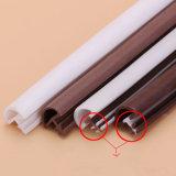 Porta de borracha de silicone flexível a fita de vedação para mobiliário de madeira de Acessórios