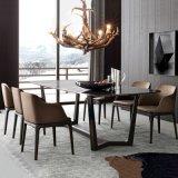 의자를 식사하는 북유럽 작풍 홈 대중음식점 커피