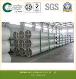 201/304 Pijpen van de Pijp van het Roestvrij staal Naadloze Gelaste