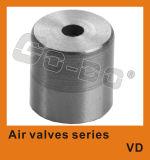 Válvulas de aire de China Zz491 para los moldeos por inyección