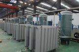 En el sitio generador de oxígeno de alta calidad