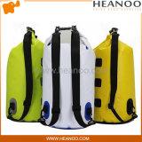 Tuffandosi, Kayaking, nuotando, canottaggio, Canoeing, trasportante, sacchetto asciutto di snowboard