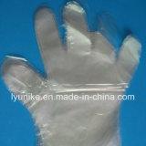 Одноразовые HDPE/LDPE/CPE/TPE/EVA перчатки