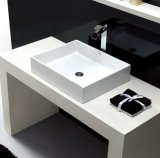 Square Above Counter Sink for Lavatory (S1001-010)