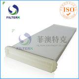 Wam van de vervanging de Wasbare Geplooide Filter van het Comité van de Lucht van de Polyester