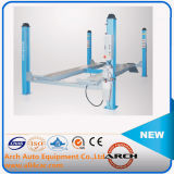 Het hydraulische PostHijstoestel van de Apparatuur van de Garage van het Heftoestel van de Auto van Lift Vier