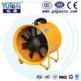 Ventilador de ar axial potável Ventilador de ventilação