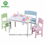 Jogo de madeira da mobília do berçário do estudo das crianças da alta qualidade