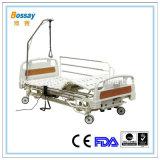Индийский стандартной больничной койки с электроприводом регулируемые кровати ухода за детьми