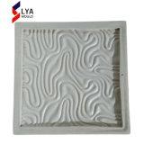 muffe del rivestimento del comitato di parete delle mattonelle del mattone del silicone 3D