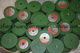mole della resina dei dischi per il taglio di metalli 5 di 125mm '' che tagliano e disco di molatura