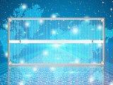 Visualizzazione di LED esterna dell'interno della visualizzazione di LED dello schermo P4 di vetro LED di colore completo