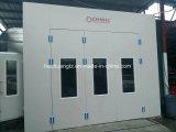 Cabines de pintura automóvel automático do equipamento de oficina com marcação, ISO