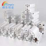 6061 6063 China oberstes industrielles verdrängtes Dreieck anodisiertes Aluminiumstrangpresßling-Profil