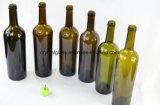 TRAUBEN-Wein-Flasche Soem-Brown Glas