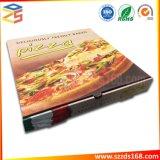 Recycler l'impression personnalisée de l'emballage en carton ondulé boîte en carton  blanc boîtes à pizza