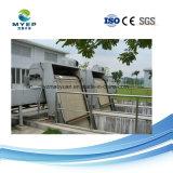 Tratamiento de Aguas Residuales del tambor de separación de líquidos sólidos Filtro Prensa