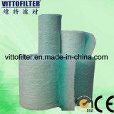Supressor de pintura por spray automático filtro de fibra de vidro