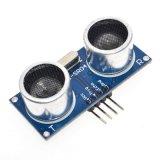 Le bleu du module de capteur de mesure par ultrasons Hc-Sr04 Uno R3 Mega2560 pour l'Arduino