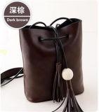 Les panicules sac sac sacs de mode de godet Lady sac sacs en cuir